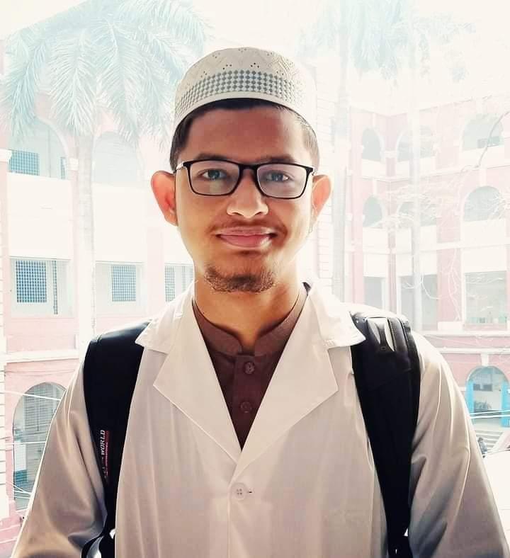 হাসিবুর রহমান এমবিবিএস ১ম বর্ষ স্যার সলিমুল্লাহ মেডিকেল কলেজ